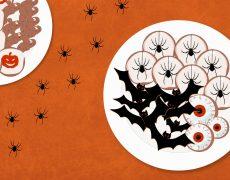 recetas hallowen para niños
