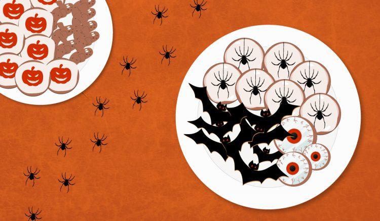 Apunta estas recetas de Halloween para niños
