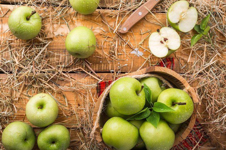 ¿Cuántos tipos de manzanas hay?