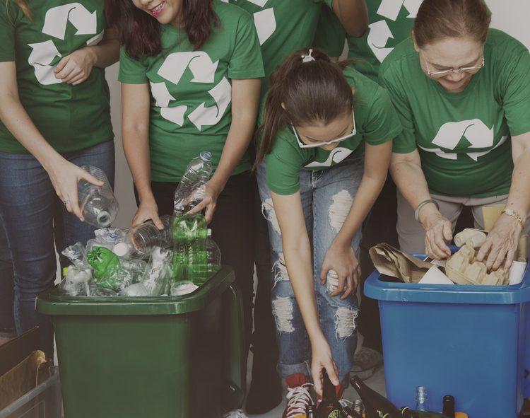 Descubre cómo puedes reciclar en casa