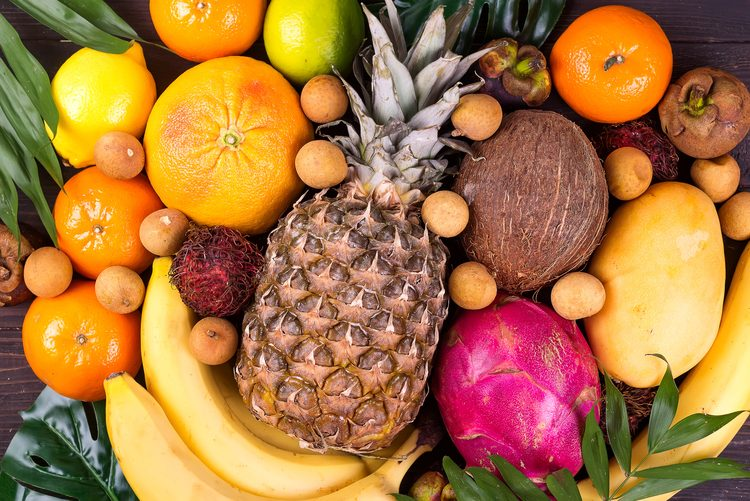 Conoce las frutas de invierno más demandadas