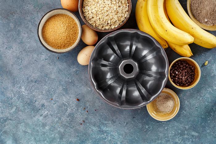 Receta de galletas de avena y plátano