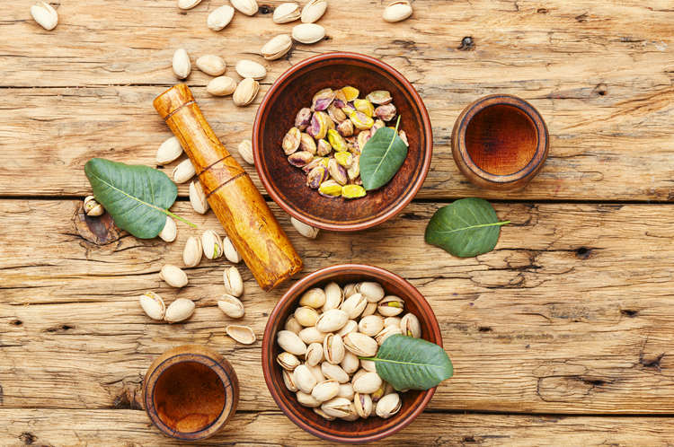 Las propiedades del pistacho que no conocías