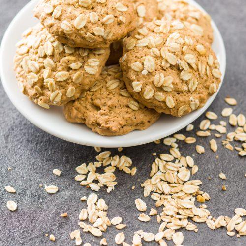 galletas de platano sin azucar