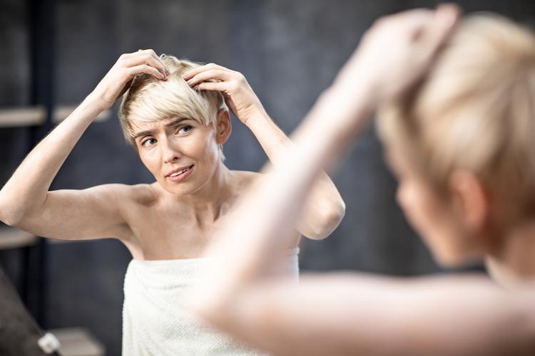 como teñirse el pelo en casa