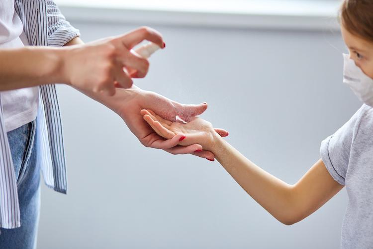 desinfectante de manos casero