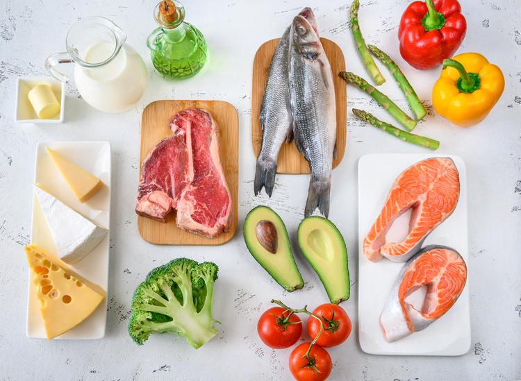 Lista de alimentos cetogénicos para completar tus comidas