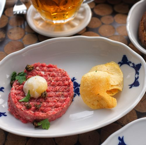 steak tartar thermomix