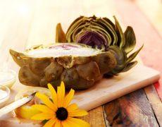 receta alcachofas