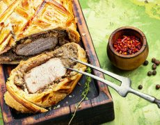 solomillo wellington receta