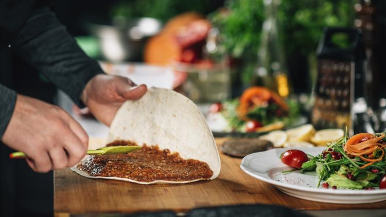 Burritos veganos, la revolución del Tex-Mex