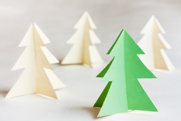 adornos arbol de navidad caseros para niños