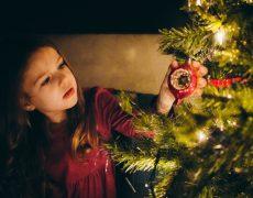 adornos caseros arbol de navidad