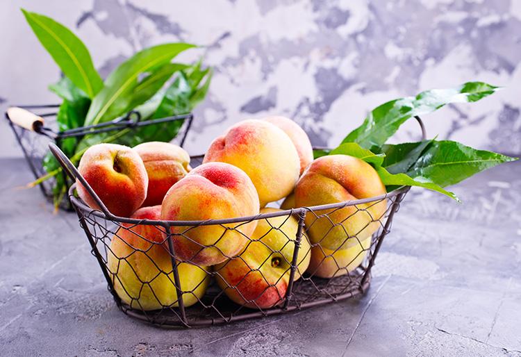 Todas las propiedades y beneficios nutricionales que tiene el melocotón para nuestra salud